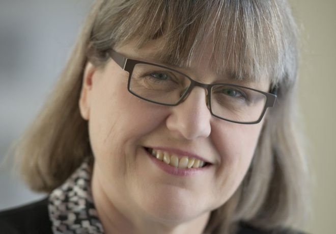 Canadian Donna Strickland wins the Nobel Prize