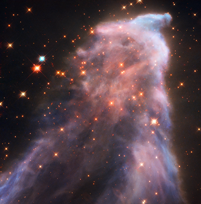 It's a g-g-g-ghost! The Ghost of Cassiopeia, that is!