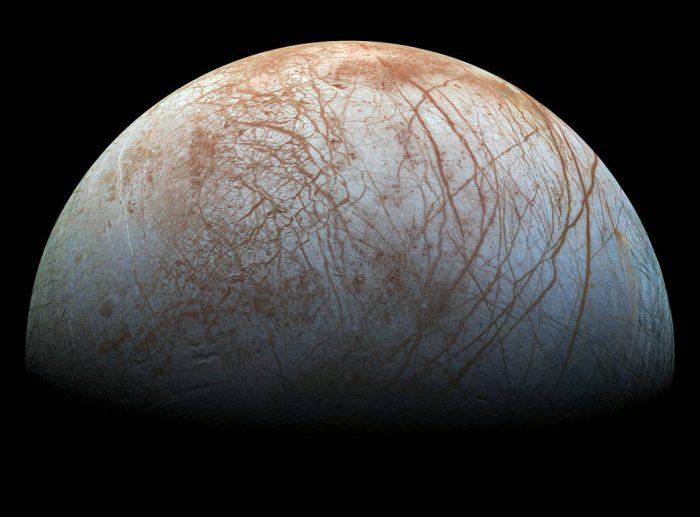 Why the ice on Europa may not be nice