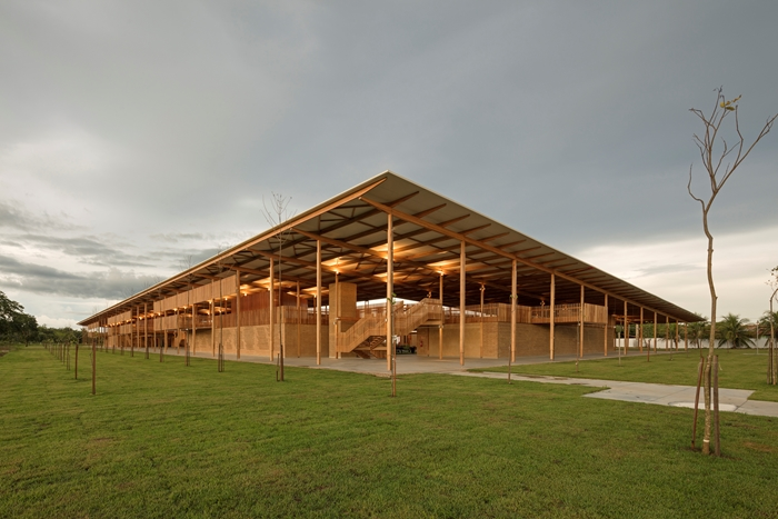 Boarding school in Brazil is 'world's best new building'