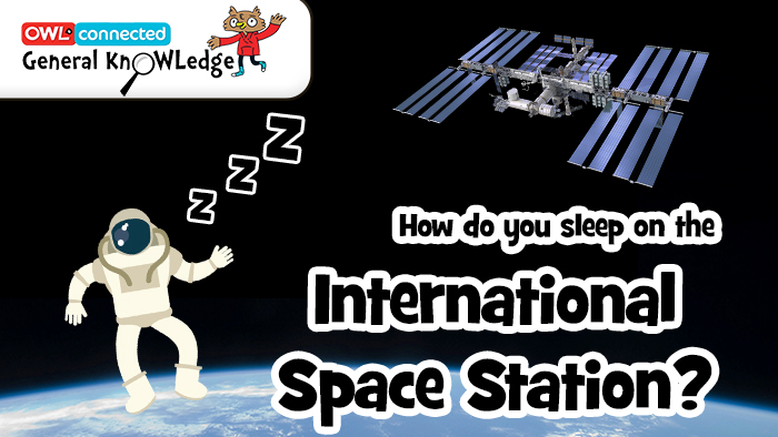 general knowledge iss sleep