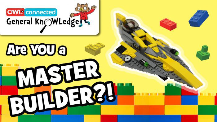 General KnOWLedge: Are you a LEGO master builder?