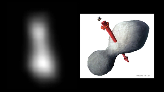 'Ultima' Prize? NASA's New Horizons reaches Ultima Thule
