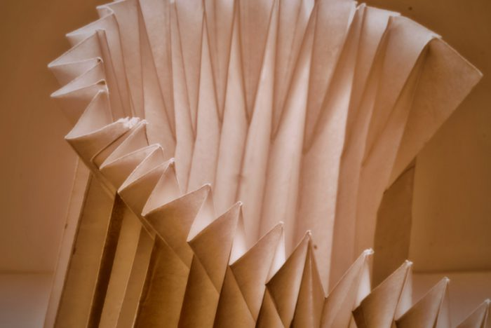 Paper sculptures that stretch? Watch these marvels unfold!
