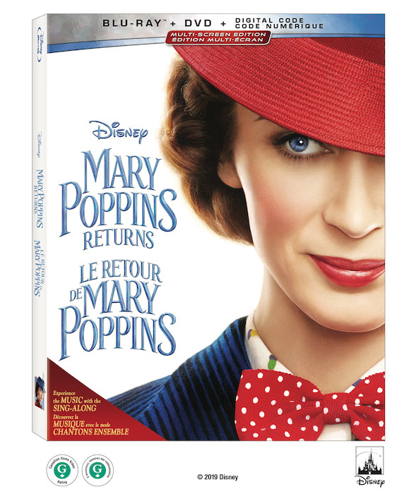 CONTEST: Win a copy of Mary Poppins Returns
