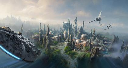 Disney bumps up opening of Star Wars: Galaxy's Edge
