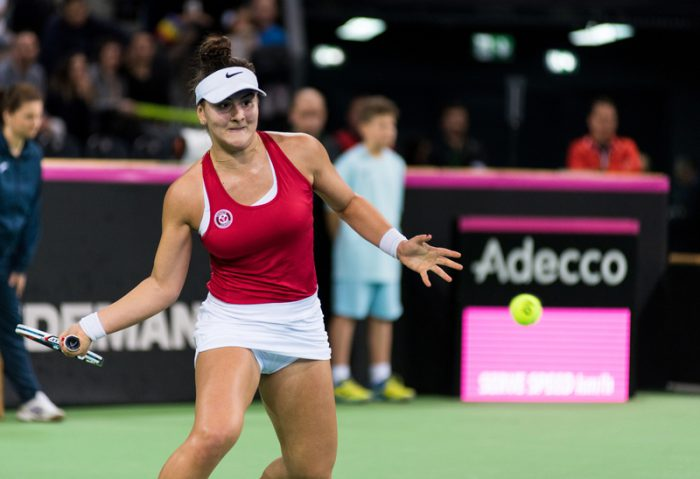 Bianca Andreescu wins Indian Wells tennis tournament