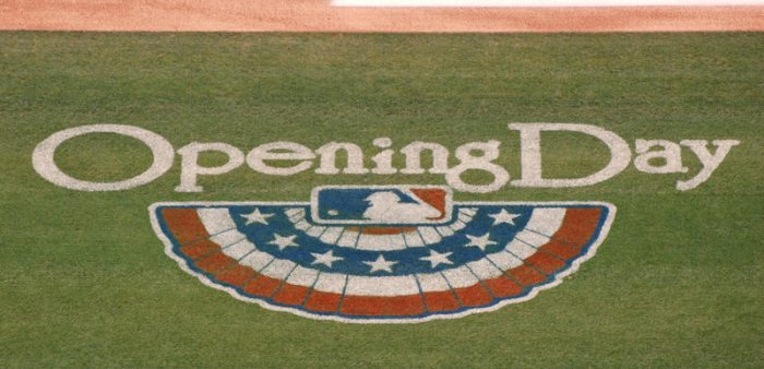 Baseball is back! Opening Day for MLB arrives today