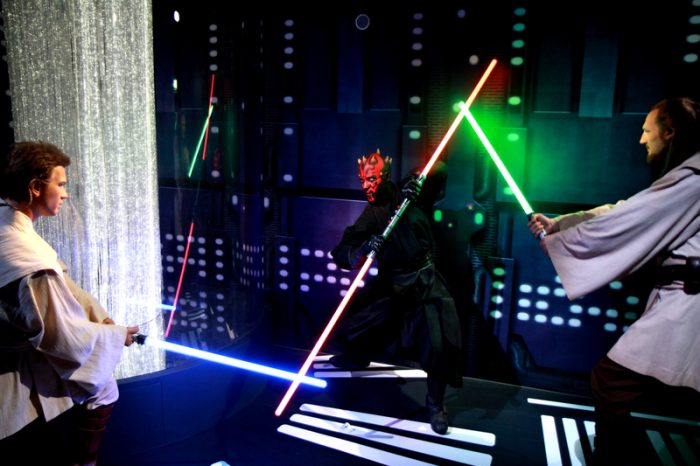 France makes lightsaber dueling an official sport