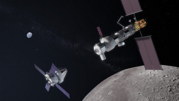 Canada is all in on Lunar Gateway