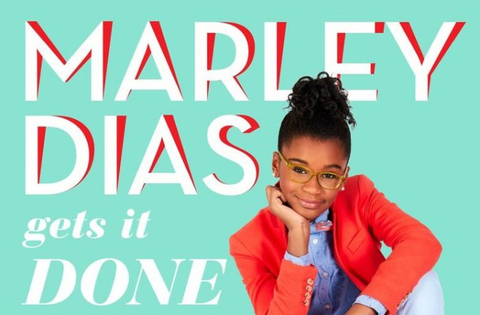 How Marley Dias rewrote the Black Girl Book