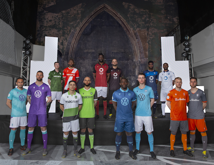 Introducing the Canadian Premier League!