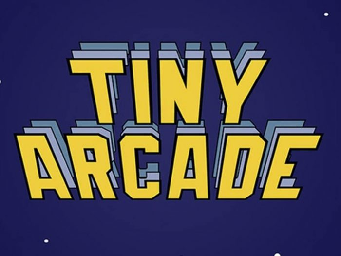 CONTEST: Win a Tiny Arcade game system!