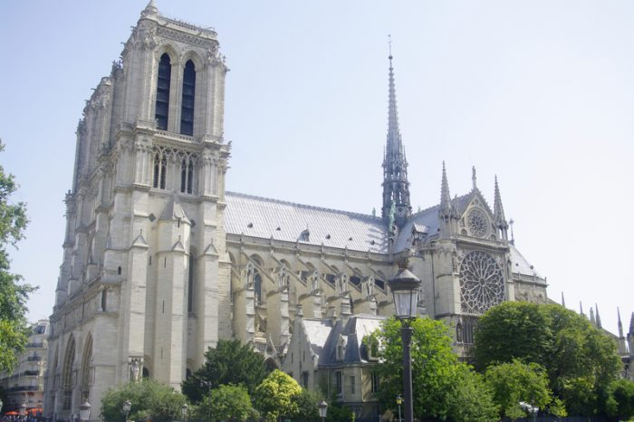 The meaning of Notre-Dame de Paris