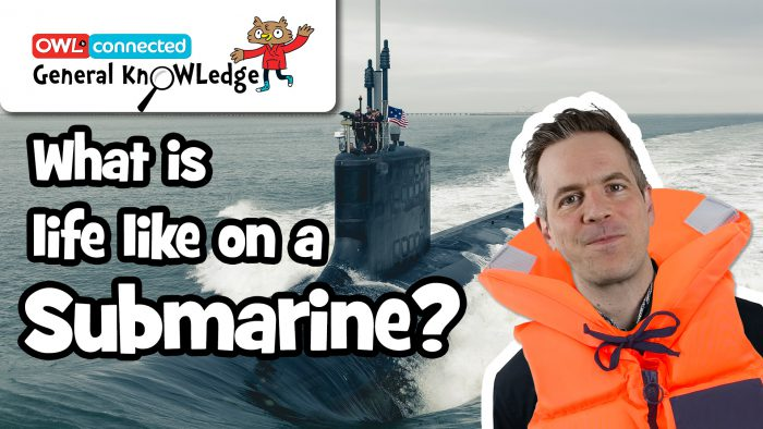 General KnOWLedge: What is life like on a submarine?