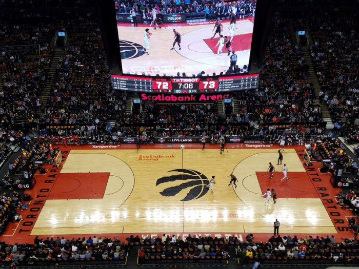 Toronto Raptors host Golden State Warriors in NBA Finals