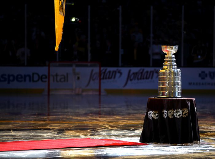 It's Bruins vs. Blues in the Stanley Cup Final