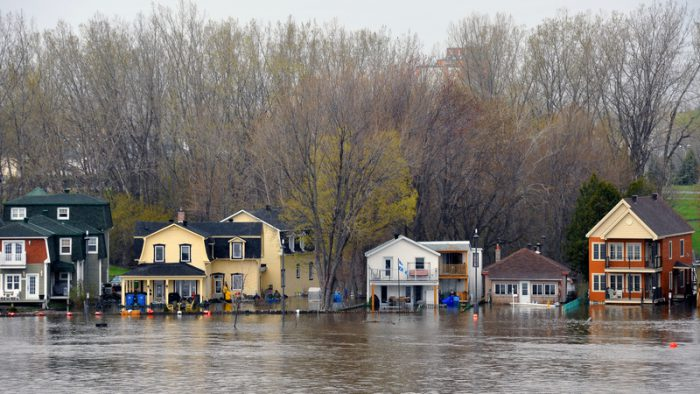 Ottawa River flooding breaking records, causing evacuations