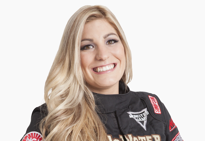 OWL INTERVIEW: Monster Jam driver Cynthia Gauthier