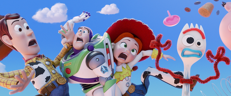 CONTEST: Win a copy of Toy Story 4 on Blu-ray!