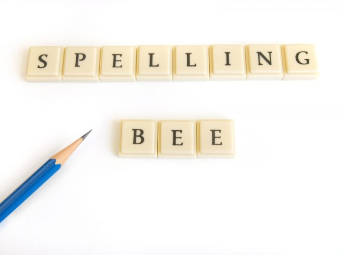 Eight super smart kids out-spell the Spelling Bee