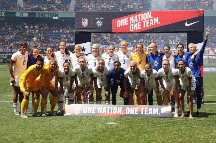 Women's World Cup kicks off today in France