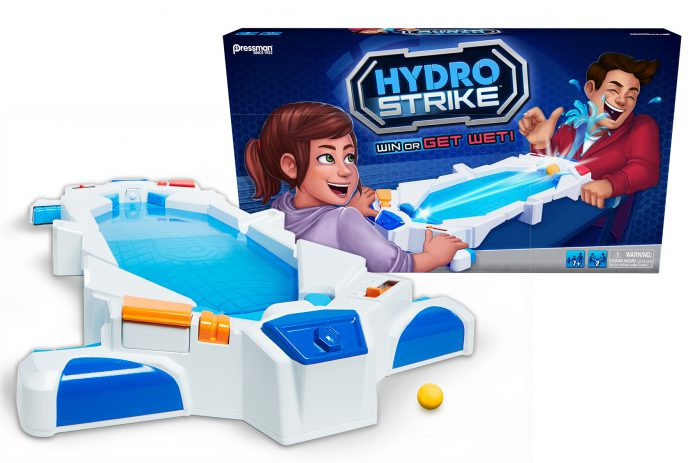 CONTEST: Win a Hydro Strike game