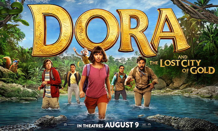 CONTEST: Win passes to see Dora on the big screen
