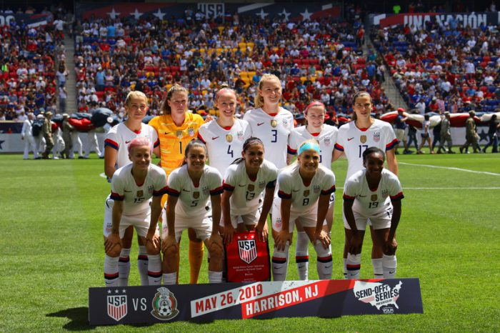 women's World Cup United States
