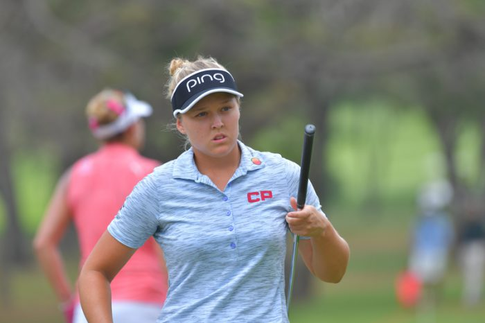 Brooke Henderson comes home to defend her crown