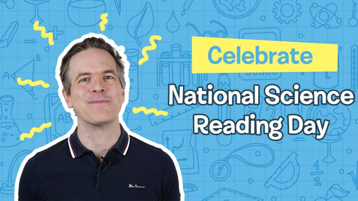 Celebrate National Science Reading Day!