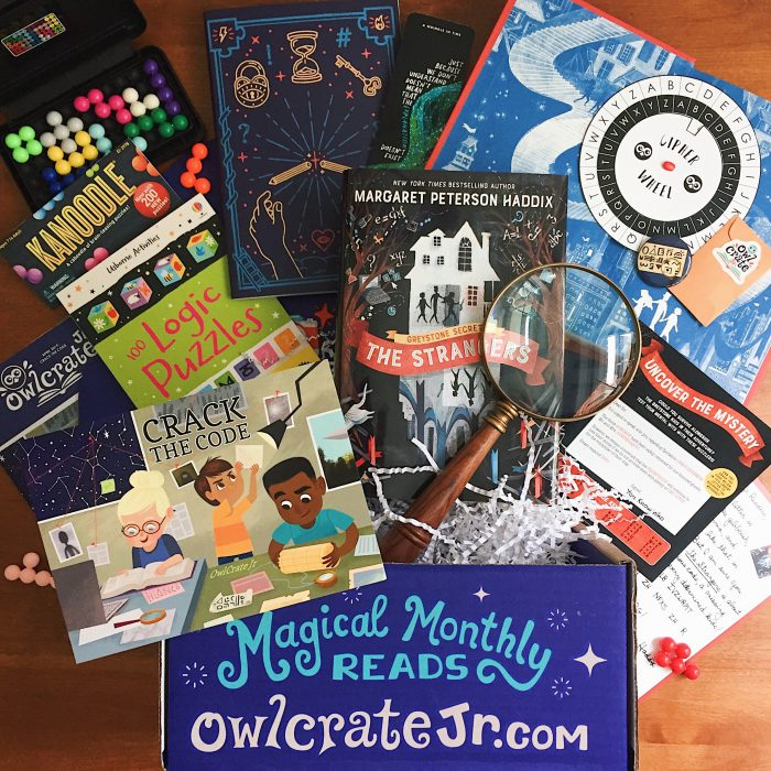 CONTEST: Win a 6-month subscription to OwlCrate Jr.