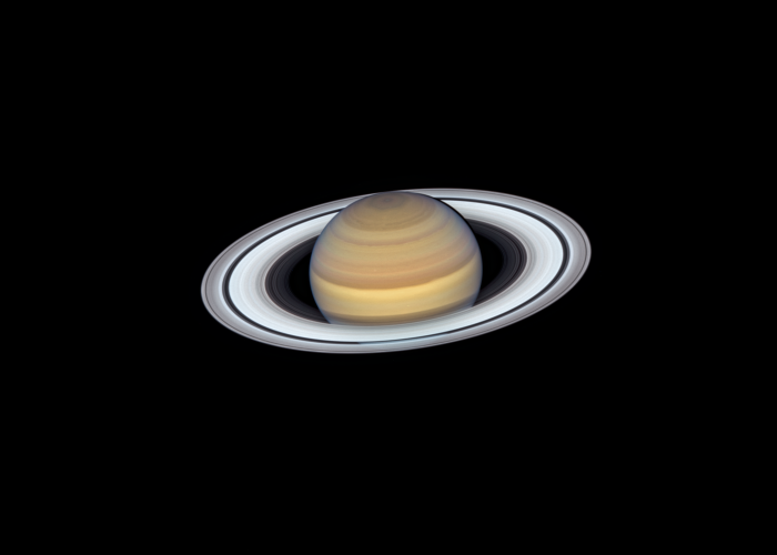 Let's all appreciate the beauty of Saturn!