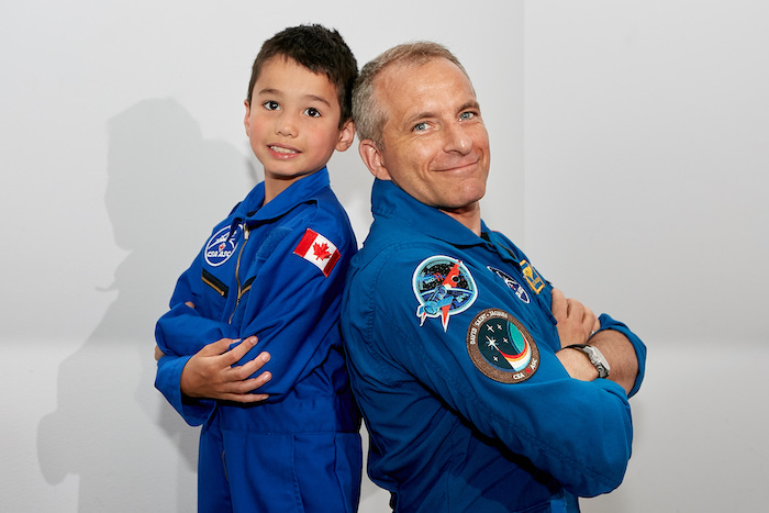 junior astronauts