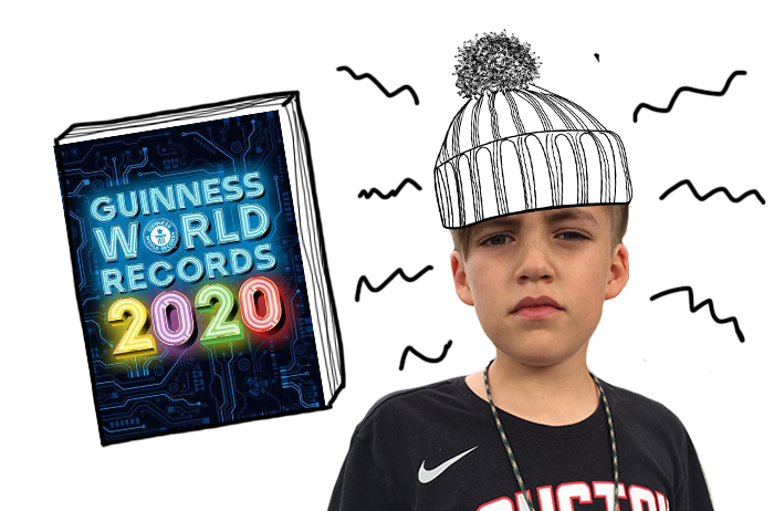CONTEST/BOOK REVIEW: Guinness World Records 2020