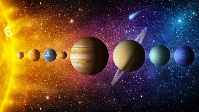 See the true size of our solar system