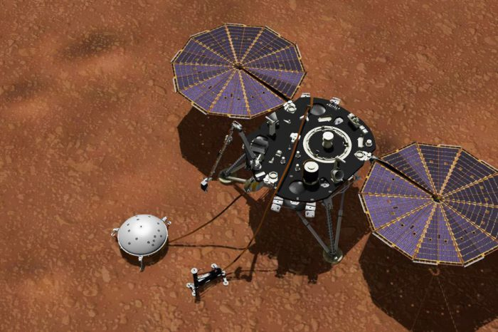 InSight gives first direct evidence of marsquakes