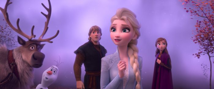 CONTEST: Win a copy of Frozen 2!