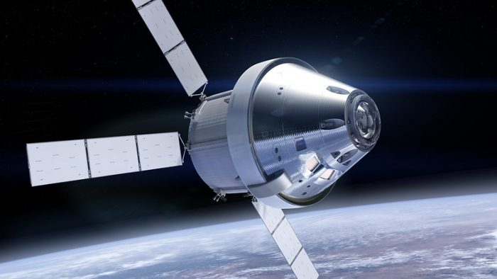 Orion passes test as Artemis marches on
