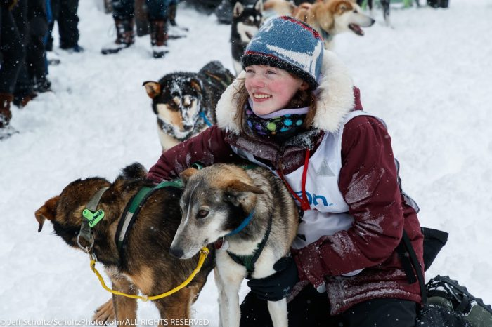 INTERVIEW: Julia Cross, Junior Iditarod musher!