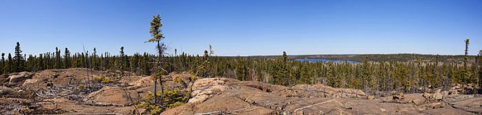canadian shield lost continent