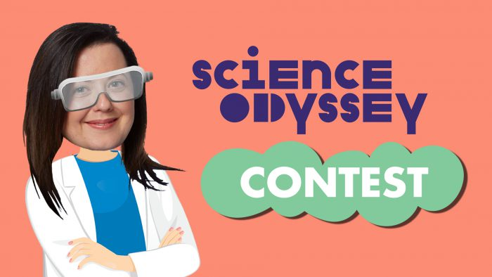 Science Odyssey: Make a rainstorm in a jar!