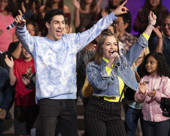 INTERVIEW: Disney Channel's Fam Jam host Trevor Tordjman