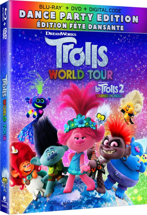 CONTEST: Win a copy of Trolls World Tour
