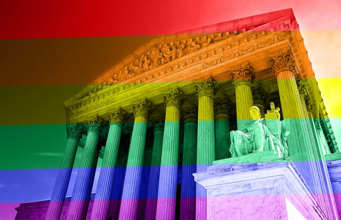 U.S. Supreme Court makes landmark LGBTQ ruling
