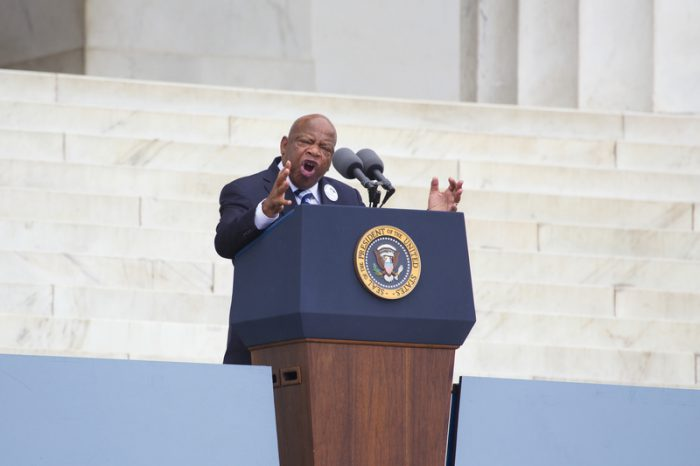 Remembering U.S. civil rights leader John Lewis