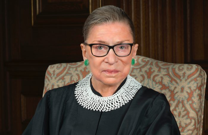 Who was Justice Ruth Bader Ginsberg?