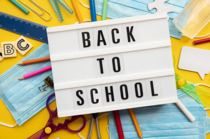 We ask YOU about going back to school!