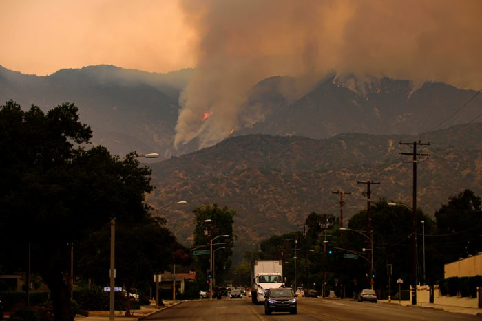 Wildfires in western United States reach critical levels
