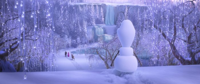 MOVIE REVIEW: Once Upon A Snowman
